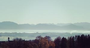 Glücksmütter-Starnberger-See-Landschaft