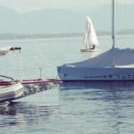 Glücksmütter-Starnberger-See-Segelboot